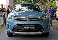 DongFeng FengShen AX5 compact SUV ($14,000 – $18,000)