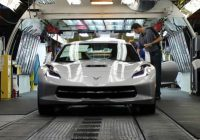 Chevrolet Corvette Stingray Assembly Plant, Bowling Green, KY.