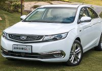 Geely Emgrand GL official on sale ($11,000 – $15,000)