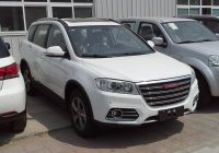 Haval H6 Remains the No.1 SUV Brand in China