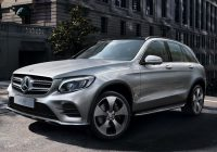 Someone's wife decided to take the Benz GLC SUV