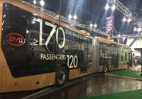 [Gallery] Chinese electric busses in the world (BYD rules)