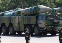 DF-21D, DF-26, DF-17 (DF-ZF) anti-ship ballistic missile (ASBM)