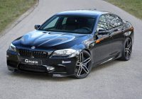 G-Power BMW M5 with 740 HP 350KM/H