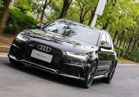Audi RS6 Avant $200,000 in China 3.9s to 100km/h