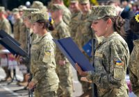 [Gallery] Ukrainian National Army Institute grand opening ceremony