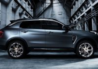 Lynk & Co's first model presented: 01 compact SUV