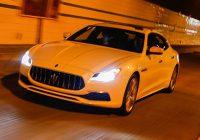 Maserati Quattroporte in China ($200,000 – $400,000)