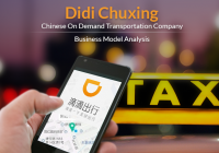 After beating Uber in China, Didi Chuxing wants to go global