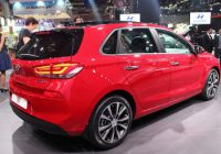 Hyundai i30 hatchback around € 23.495 in Europe