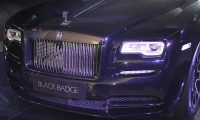 Rolls-Royce Black Badge on sale in China ($700,000)