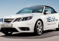 Saab owner prepares to roll out 250,000 EVs