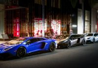 Chinese Second Generation Rich Kids Supercars in Beverly Hills
