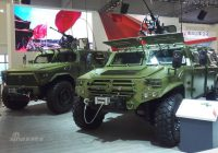 [Gallery] DongFeng Warrior military suv's