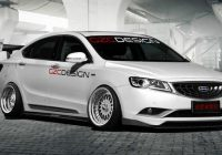 [Cool Car Photo's] Geely Borui after tuning