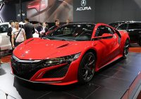 Acura NSX 2017 for China – only 3 units ($500,000)