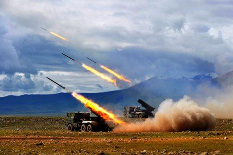 [Rocket Launchers] [WS-2D 400km] Multiple Launch Rocket System (MLRS)