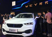 WEY – the luxuary brand of Great Wall Motors