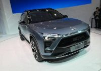 [NextEV ES8 SUV] NextEV's NIO brand to launch first mass market car in 2017
