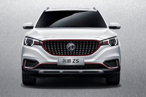 SAIC MG ZS compact crossover