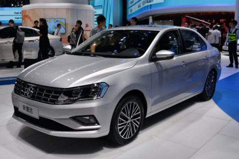 VW New Jetta prouduced by FAW China ($12,000 – 20,000)