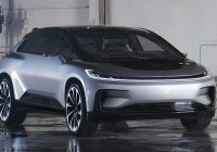 Faraday Future FF91 1.050 hp 1.800 Nm