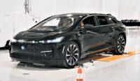 Faraday Future FF91 1.050 hp 1.800 Nm