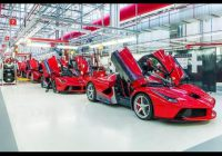 Ferrari Factory – Amazing video