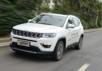 [Gallery] All New Jeep Compass 2017 model