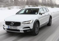 [Test Drive] All new Volvo V90 Cross Country in China