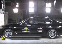 BMW 5-serie – 2017 Crashtest – EuroNCAP