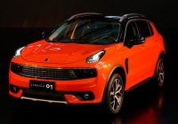 LYNK & CO 01 to enter European and American markets in 2019
