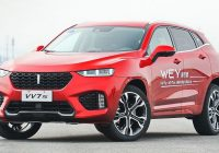 Video – Test Driving Great Wall WEY VV7s