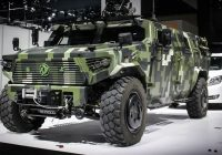 DongFeng Warrior Jeep long wheel base version