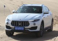 Gallery – Test driving Maserati Levante in desert China
