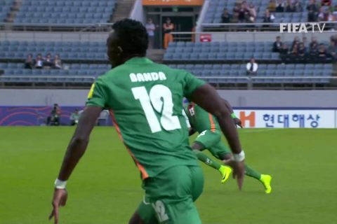 Zambia 4:2 Iran – From 2:0 to 2:4 in 17 minutes