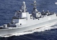 China's Type 055 Super Destroyer