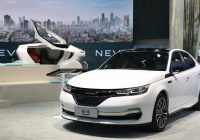 NEVS Saab: Public show of the first NEVS Saab 93 Sedan /93-X SUV EV