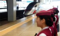 China's new high speed train 'Fuxing' 400km/h