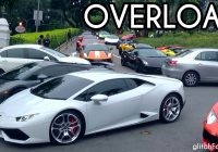 Super cars in Singapore – Lamborghini Overload – Singapore