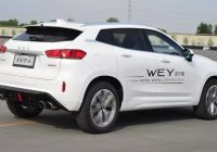 GWM Wey VV7s luxury SUV 234HP 336NM ($30,000)