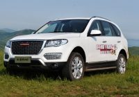 [Gallery] Haval H8 4×4 offroad test ($28,000 – 32,000)