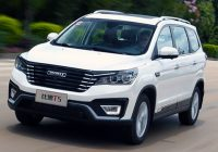 [Gallery] BAIC Bisu T5 1.5Turbo SUV