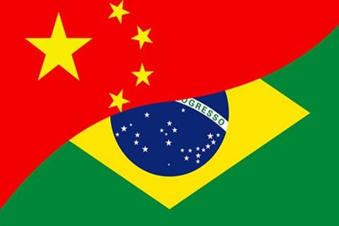China becomes Brazil's biggest investor so far in 2017