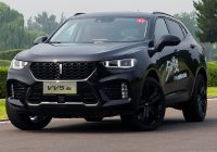 [Gallery] Test Driving WEY VV5s