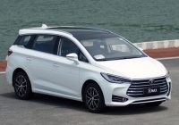 [Gallery] BYD Song MAX 1.5T MPV ($15,000 – $18,000)