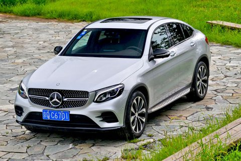 [Gallery] Benz GLC Sport SUV in China ($60,000 – 90,000)