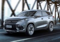 Chery Exeed TX SUV makes Frankfurt Motor Show debut
