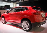 GWM WEY P8 plug-in intelligent 4WD at Frankfurt Motor Show