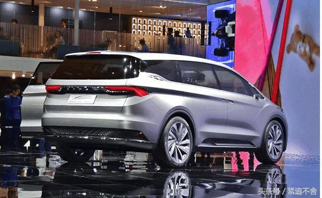 Geely MPV Concept at Shanghai show – WAUTOM ...